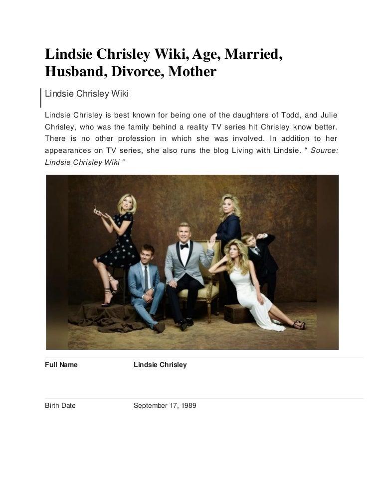 Lindsie Chrisley Wiki, Age, Married, Husband, Divorce, Mother