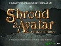 Linear vs non linear narrative in shroud of the avatar