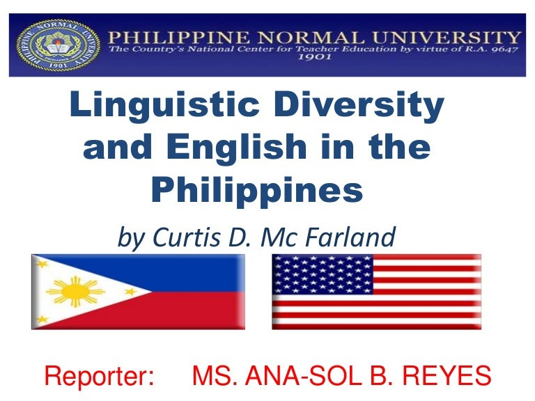 three specific issues involving linguistic diversity in early childhood education The nation's children all deserve an early childhood education that is responsive to their families, communities at times the challenges can be complicated further by the specific needs or issues of the child affirming children's roots: cultural and linguistic diversity in early care and education.