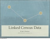 Linked Census Data