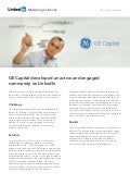 LinkedIn GE Capital Case Study