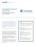 Prudential Case Study