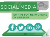 Top Tips For Networking On LinkedIn