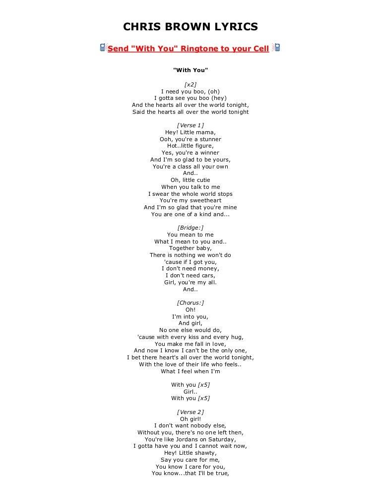 Lirik lagu mama you know i love you