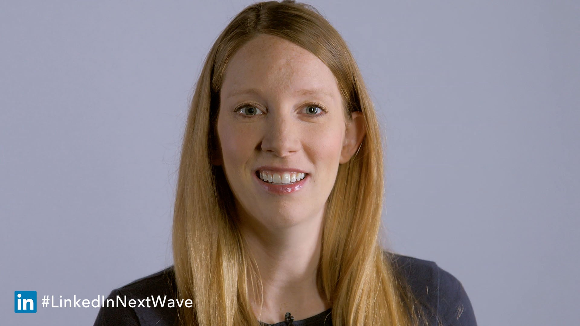 LinkedIn Next Wave: Lisa Seacat Deluca