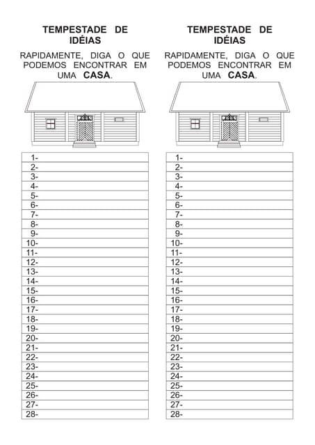 Listagem casa 6