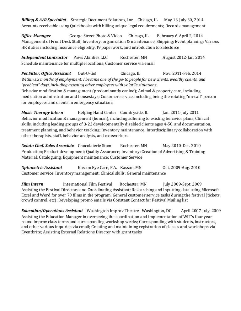 jobs skills for resumes - Acur.lunamedia.co