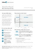 MENA Manufacturing Industry | Talent Pool Report 2014