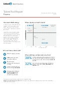 MENA Finance Industry | Talent Pool Report 2014