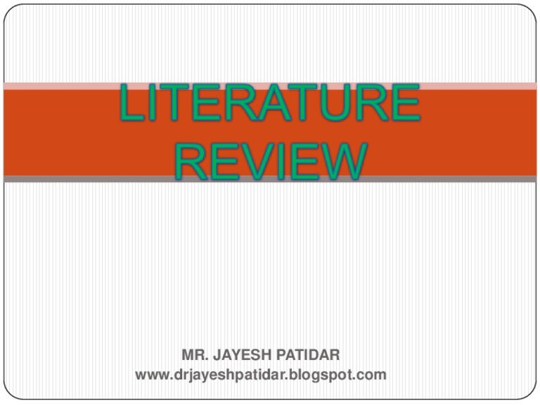 Traditional healing, A review of literature - Covaluator