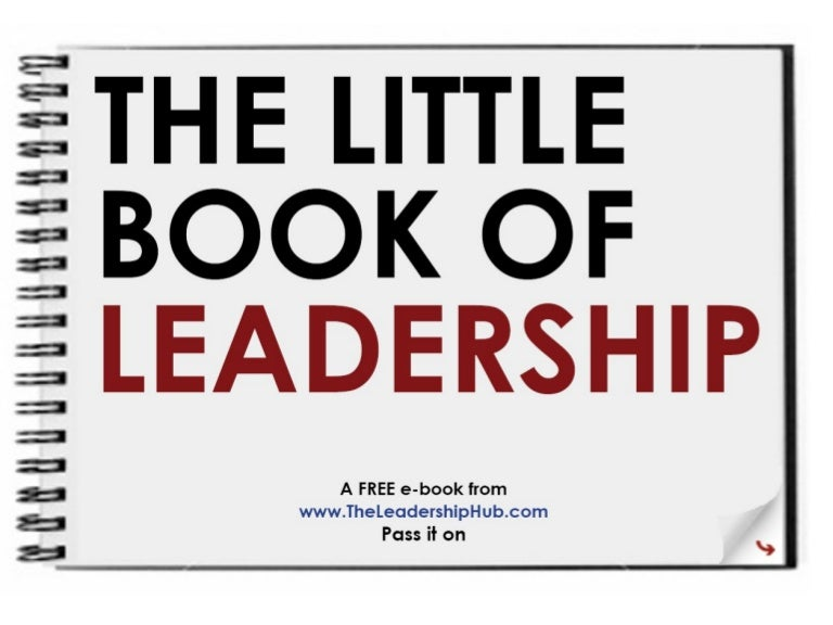 little book of leadership powerpoint, Powerpoint templates