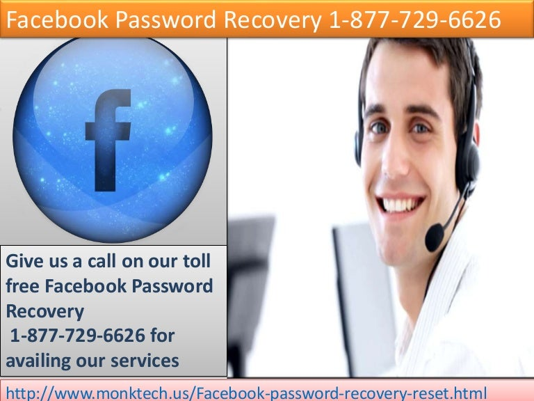 Live Aid Just By Calling Facebook Password Recovery 1-877