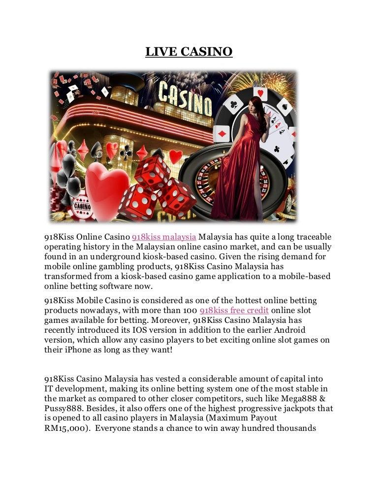 Live22 Online Casino Malaysia