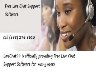 LiveChat99 - Live Chat Support Software - Free Chat Software