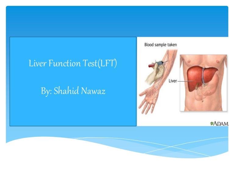Liver Function Testlft 090516