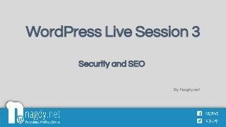 Live session 3 Slides