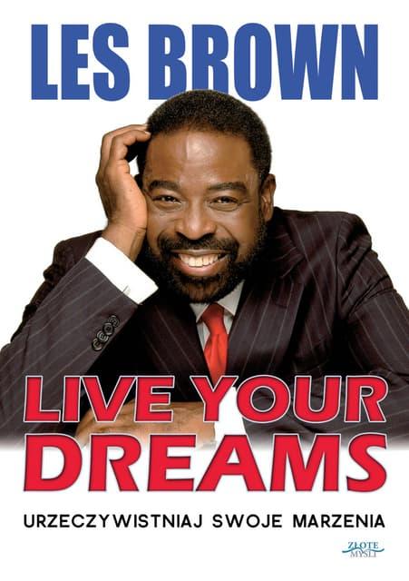 Live Your Dreams Les Brown Pdf