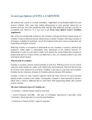 Livon-Lypo-Spheric-ACETYL