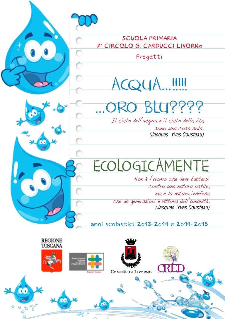 Acquaoro Blu Ecologicamente