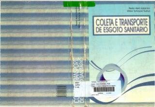 Livro Coleta e Tratamento de esgoto sanitário