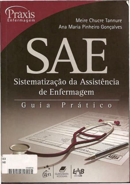 Livro   sae = guia prático