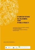 Abstract book «Participation in planning and public policy» 23/24 Feb 2017 University Aveiro