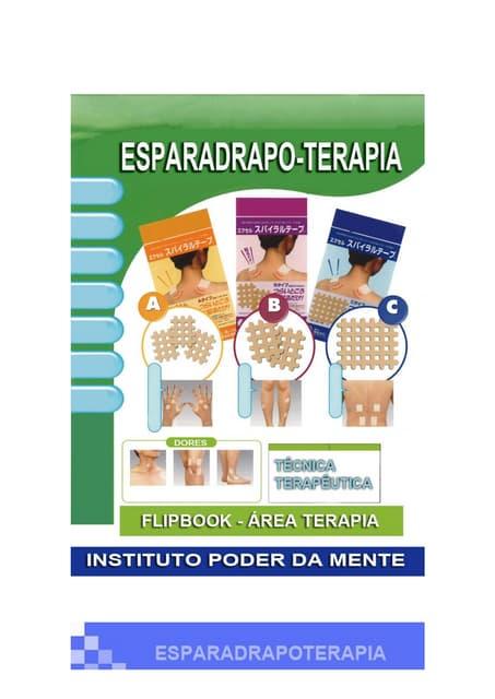 Spiral taping ou  esparadrapoterapia