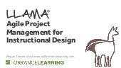 Intro to Agile Project Mgmt for Instructional Design
