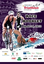 Triathlon booklet