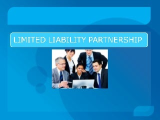 Limited Liability Partnership Act 08