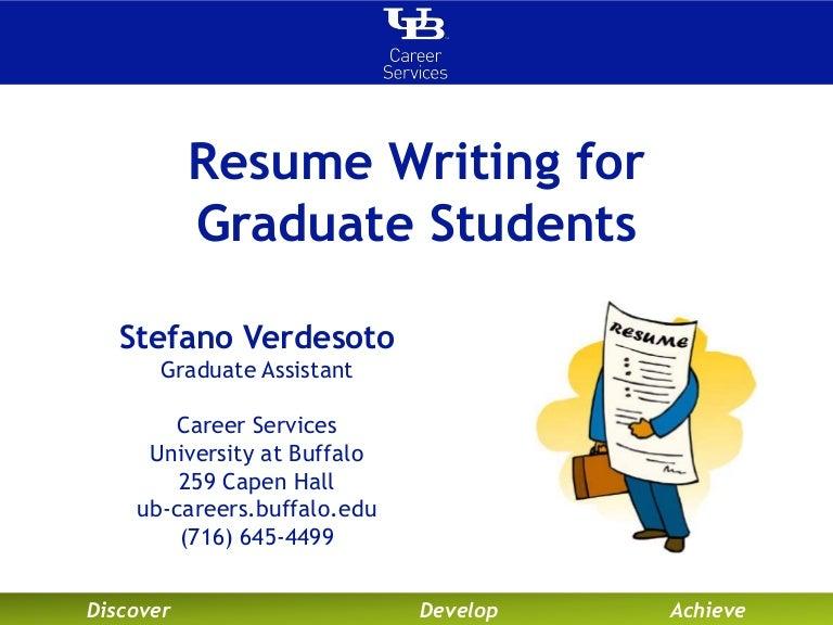resume writing 2014