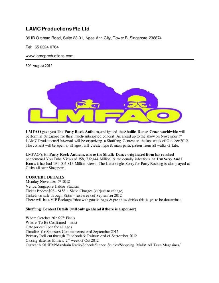 sale proposal letter