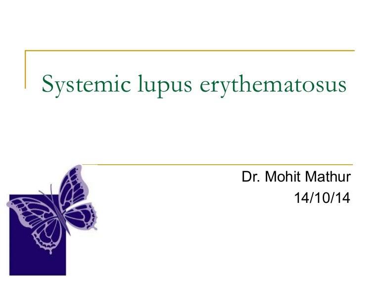 Pathophysiology Of Lupus Nephritis