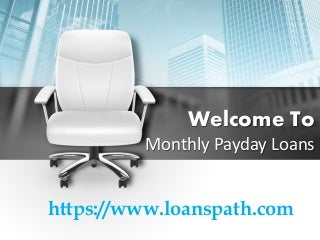 Long Term Monthly Installment Loans Get Substantial Amount of Cash Advance