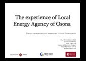 Local energy agency of Osona