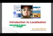 Introduction to Localisation
