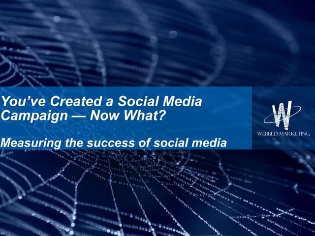 Measuring Social Media Presence