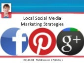 Local Social Media - 5 Tasks for each Social Site