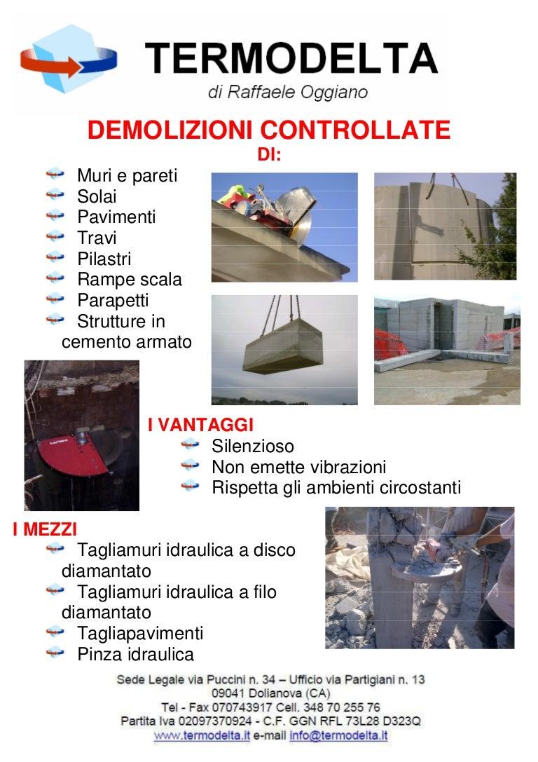Demolizione Scala In Cemento Armato demolizioni