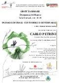 Grottammare 16 marzo, con Carlo Petrini
