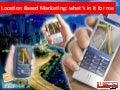 DMF10 - Location based marketing