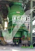 LOESCHE's Large Cement Mill 72.4+4 CS