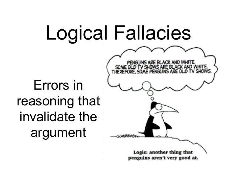 Examples Of Fallacies Roho4senses