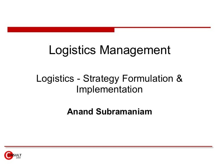 thesis logistics management Master thesis topic development of a methodology for the measurement, control and reduction of logistics processes variability: the case of an oil company internship ceintec logistics (merida, yucatan, mexico.