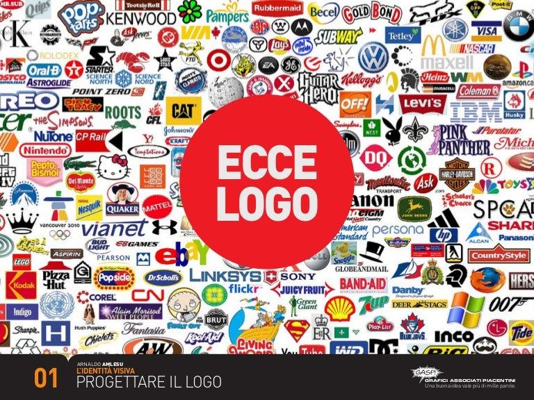 I Manuali Del Comunicare Ecce Logo Identità Visiva Progettare Il L