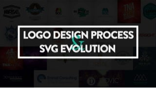 Logo Design Process by Nirvan
