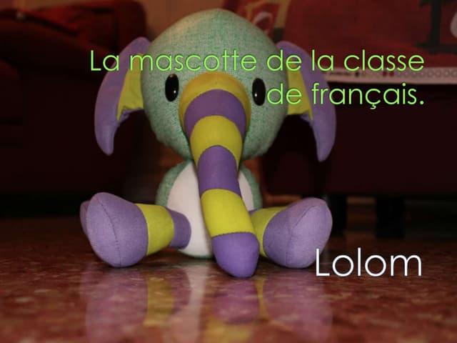 Lolom l'éléphant