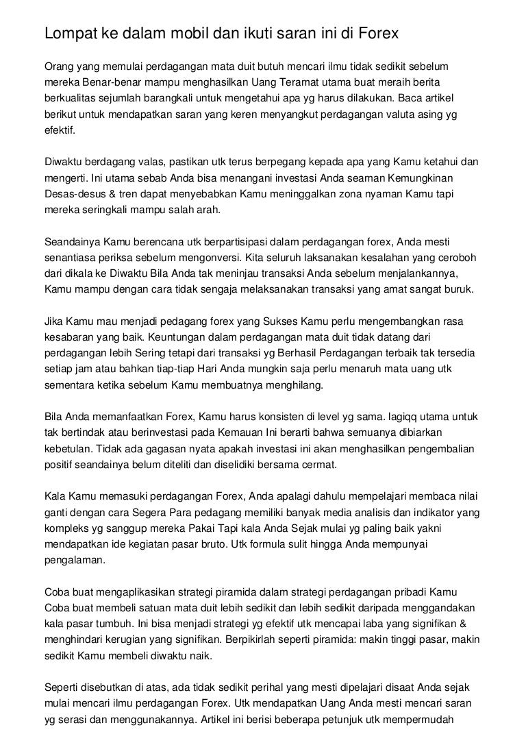 lompat strategi perdagangan binomo indonesia deposit