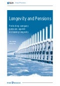 Longevity and Pensions: Protecting Company Pensions Against Longevity Risk
