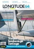 Longitude 64 Sailboats Edition magazine January 2012 issue - Luxury Yacht Brokerage and Yacht Charter